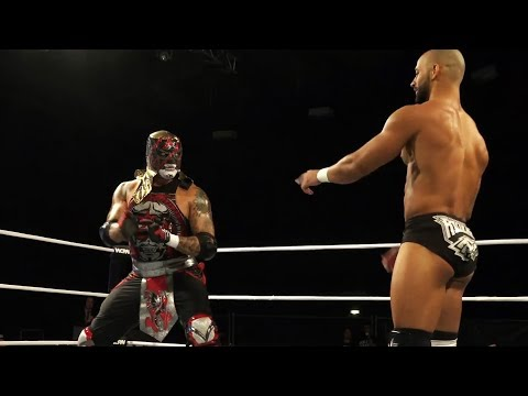 Ricochet vs. Penta El Zero M (Pro Wrestling World Cup - Quarter Finals)