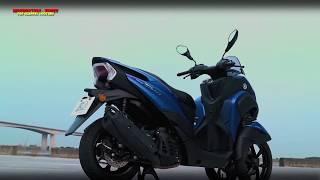 2019 NEW Test Ride Yamaha Tricity 155