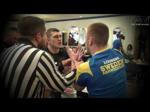 WAL Europe Super Qualifiers 2017 - Niclas Lindberg vs Andreas Hoffner