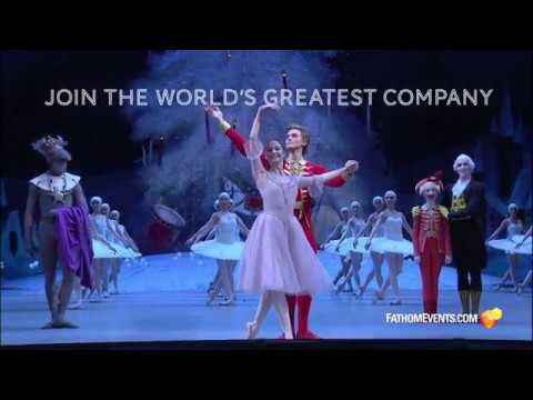 Bolshoi Ballet: The Nutcracker 2016