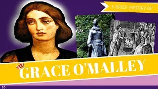 Facts About The Female Pirate Grace O Malley