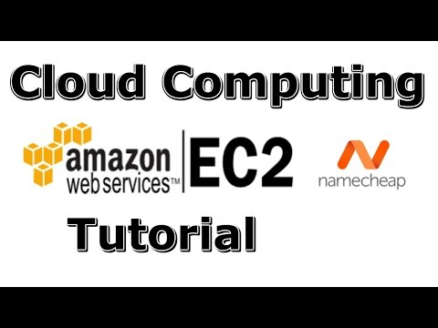 How to Setup Amazon AWS EC2 with Namecheap - Cloud Computing Workshop