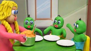 Green Baby Third 5 Seasons - Full Episodes Baby Videos - Fun Cartoons For Kids