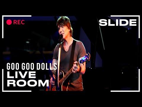"Goo Goo Dolls ""Slide"" captured in The Live Room"