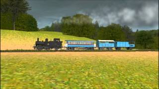 The Titfield Thunderbolt in Trainz - Teaser 1: 14xx 1401