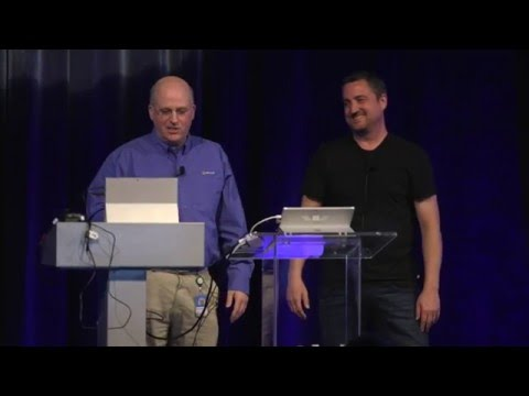 Edge Web Summit 2016 - Erik Lagerway - ORTC Library and Relay First™ Talk
