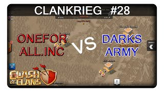 CLANKRIEG #28 || CLASH OF CLANS | Let's Play CoC | Deutsch