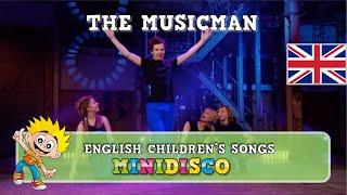 Video The Musicman | children's songs | kids dance songs by Minidisco download MP3, 3GP, MP4, WEBM, AVI, FLV Agustus 2018