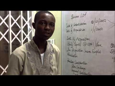 Principles of Consolidation - Part 5 - Nov 2014