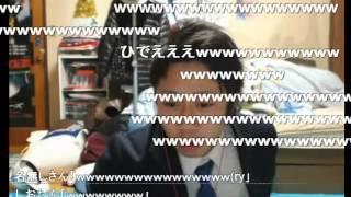 【ニコ生】ココ☆ナツ中に親フラ【神回】 thumbnail