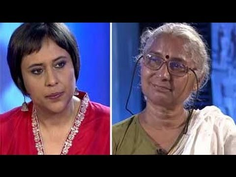 Political Roots with Medha Patkar