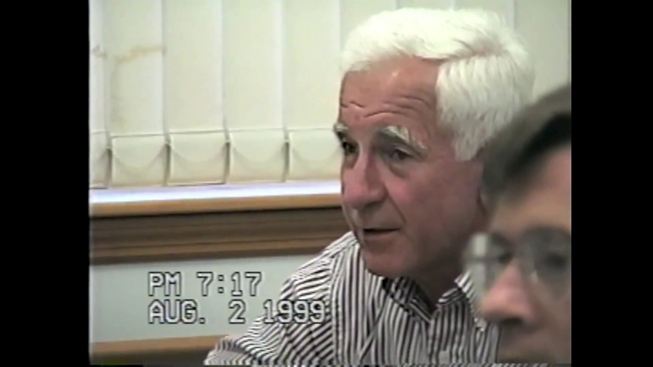 Rouses Point Village Board Meeting  8-2-99