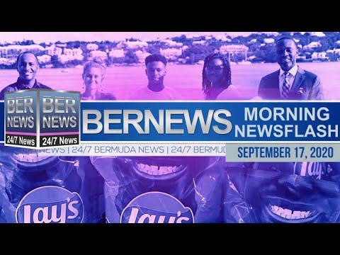 Bermuda Newsflash For Thursday, Sept 17, 2020