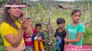 Pinauwi , kase delikado 🥺 || Badjao