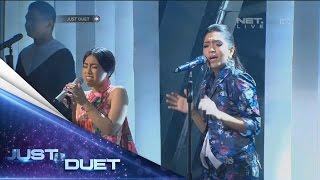 Beautiful show! Olivia & Kamasean sings Panggung Sandiwara by Nicky Astria - Live Duet 05 -Just Duet Mp3