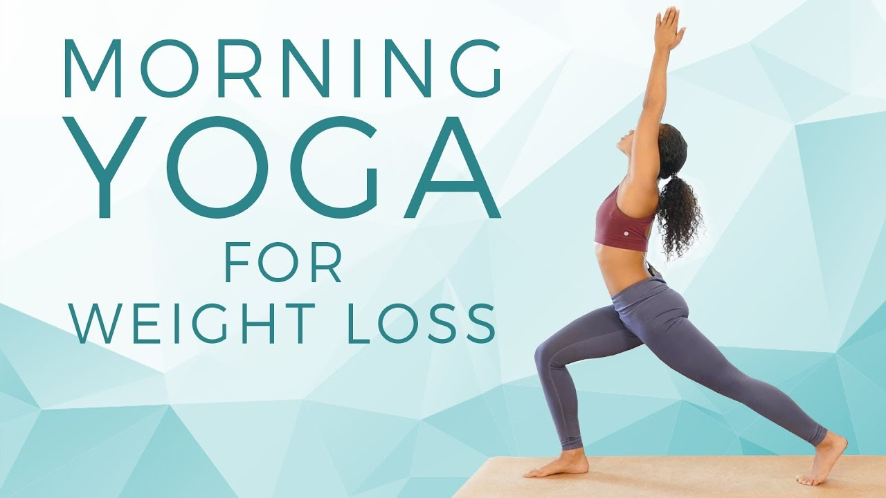 30 Minute Morning Workout: Yoga for Weight Loss, Digestion & Bloating, Burn Fat At Home
