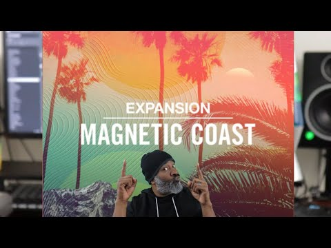 """MASCHINE - Expansion Love """"Magnetic Coast"""""""