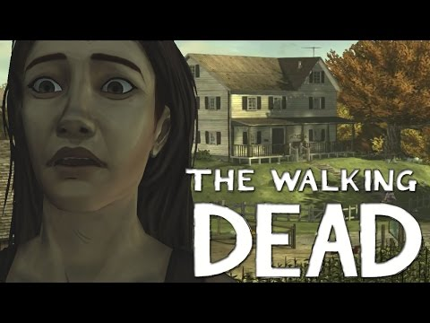 SOMETHING'S NOT RIGHT HERE   The Walking Dead [S1][P4]