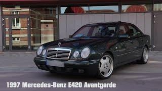 Mercedes-Benz E420 | POV, OVER…