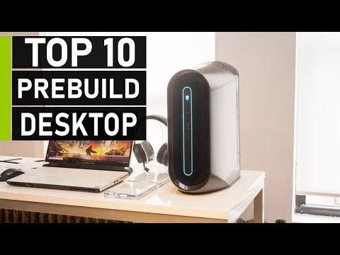 Top 10 Best Pre-Built Gaming PCs of 2020