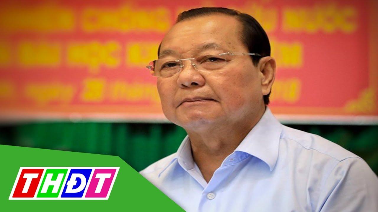 Ông Lê Thanh Hải bị cách chức nguyên Bí thư TP. HCM | THDT