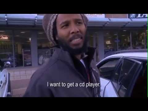 Ziggy Marley Visits the Music Store | Marley Africa Road Trip