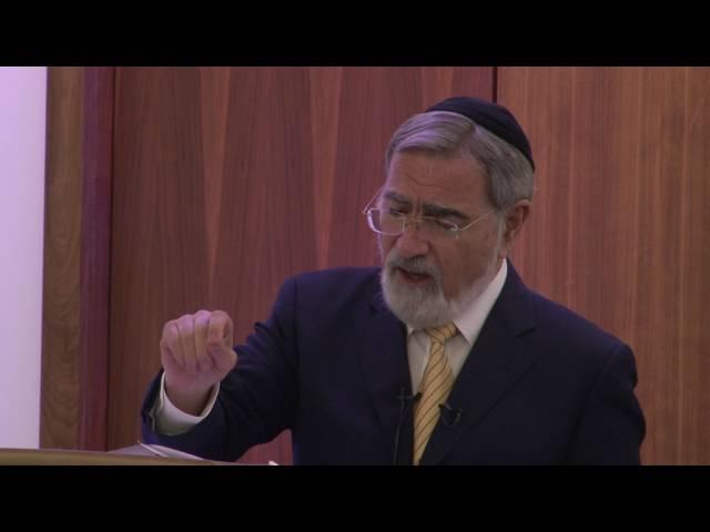 A Tale of Two Women - A Shavuot shiur by Rabbi Sacks