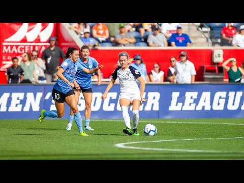 North Carolina Courage Vs Chicago Red Stars: The rivalry NWSL needs