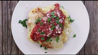 Weeknight Recipes - How to Make Simple Chicken Parmesan
