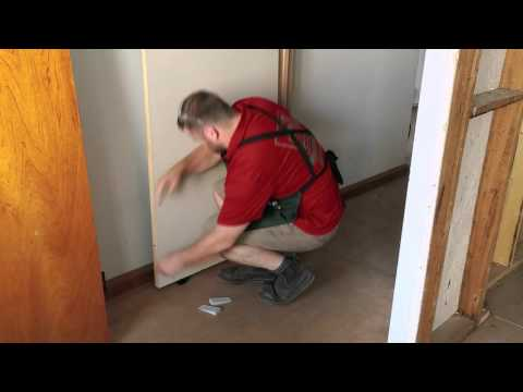 How To Hang A Door - DIY At Bunnings