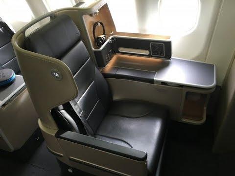 Qantas A330-200 Business Suite Review - QF 423 (Sydney-Melbourne)