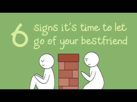 6 Signs That it's Time to Let Go of a Best Friend