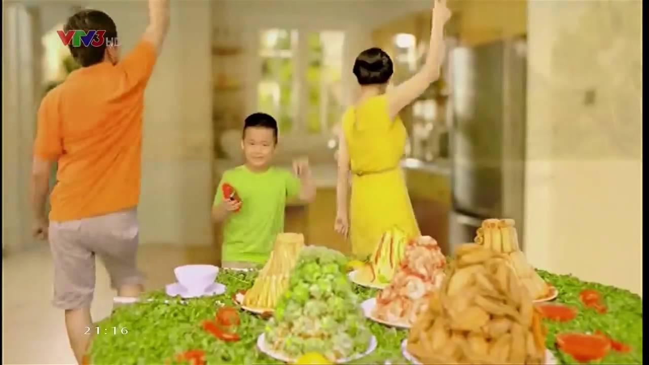 Quảng cáo tương ớt Chin Su