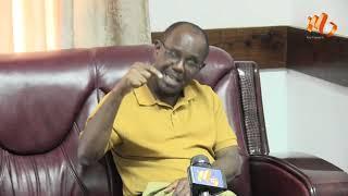 WAZIRI MBARAWA AWAONYA WANANCHI WASIJENGE KATIKA MIUNDOMBINU YA MAJI