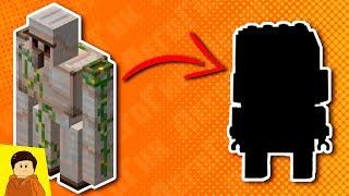 ПОПУЛЯРНЫЕ ПЕРСОНАЖИ ИЗ Lego  ЖЕЛЕЗНЫЙ ГОЛЕМ ИЗ Lego