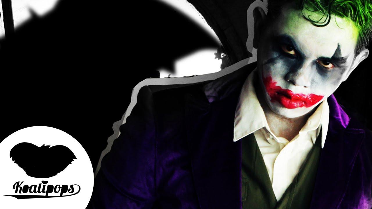 Joker costume 5 costume how to youtube solutioingenieria Images