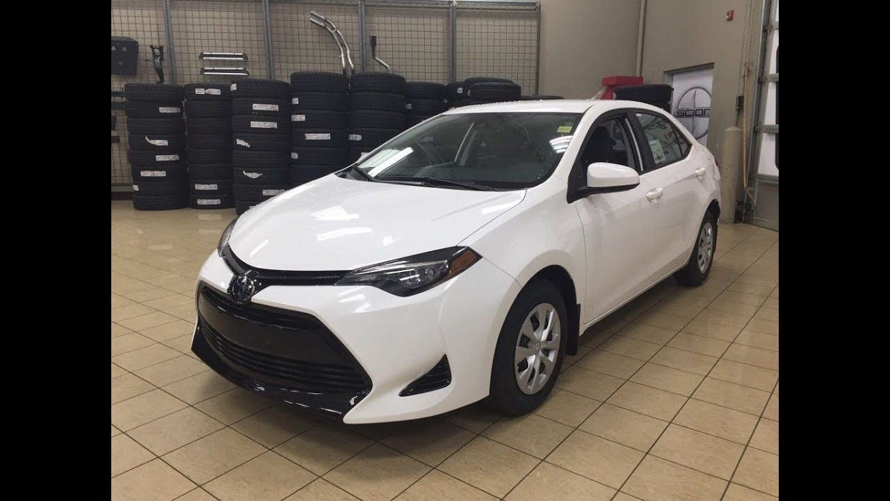 2018 Toyota Corolla Ce Review