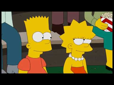 The Simpsons: The Simpsons goes to a Circus [Clip]