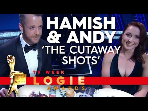 Hamish And Andy Explain The 'cutaway Shot' | TV Week Logie Awards 2019