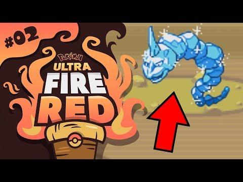 ONIX DE CRISTAL - POKEMON ULTRA FIRE RED 2