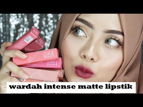 wardah-matte-intense-lipstik-review-&-swatch-|-ayyunazzuyyin