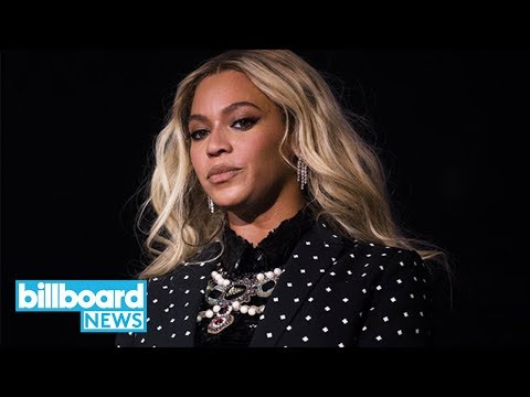 Beyonce Pledges Support to Hurricane Harvey Victims | Billboard News