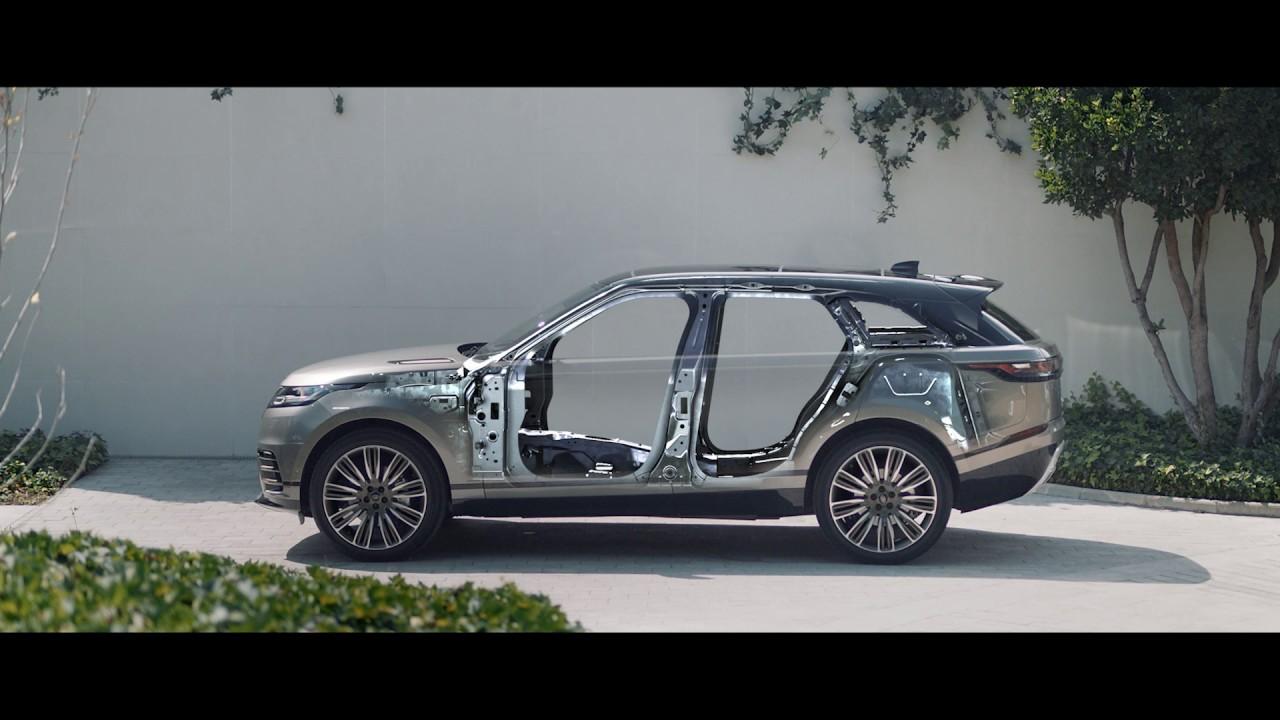 The New Range Rover Velar - Design and Technology