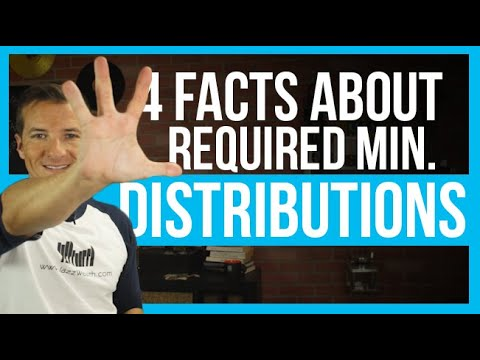 Download 4 Facts about Required Minimum Distributions, RMD's.