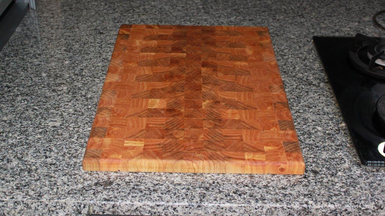 Cutting Board Replaces Hotgl Kitchen Countertop