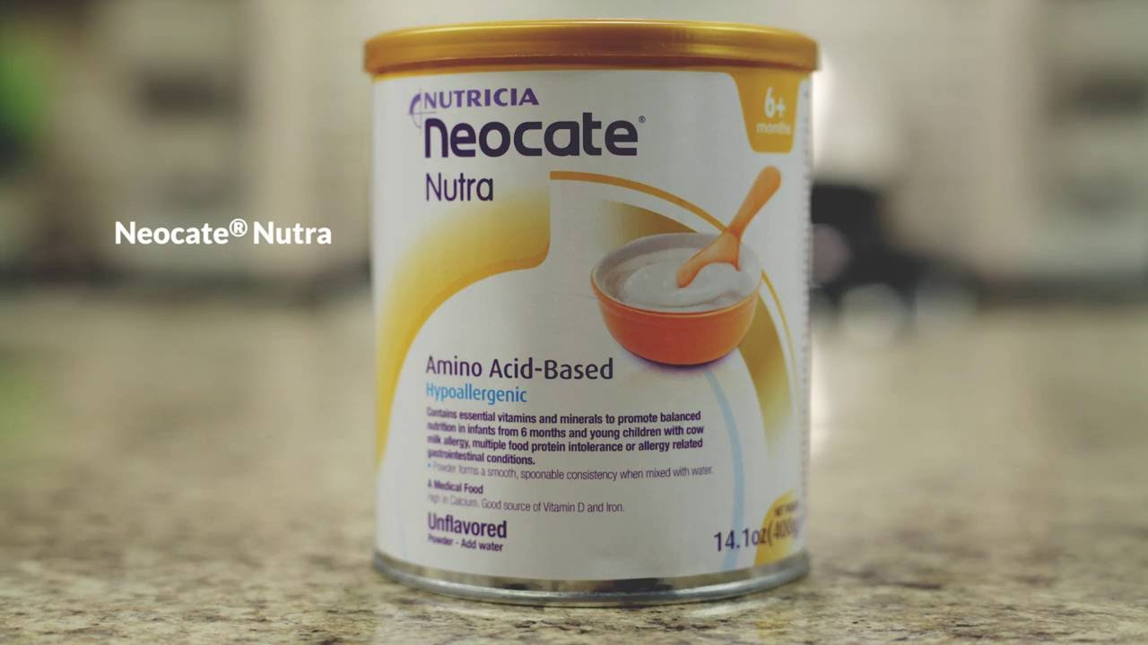 Nutricia Neocate Nutra - Product
