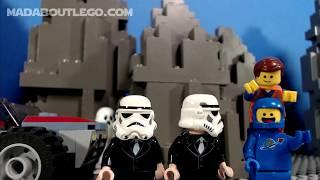 LEGO Movie 2 Emmet and Benny's Workshop 70821