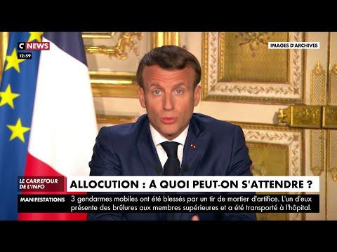 Allocution d'Emmanuel Macron : à quoi peut-on s'attendre ?