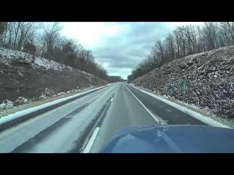 Pennsylvania I-80 eastbound - Truck Taxi #5