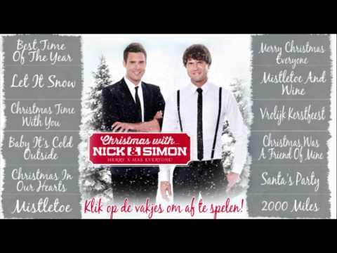 Christmas With... Nick & Simon (Volledig album)